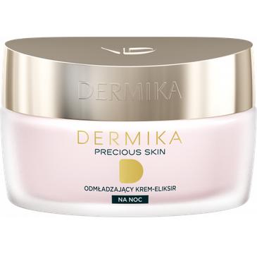 Dermika Precious Skin 50-70+ krem-eliksir odmładzający na noc (50 ml)