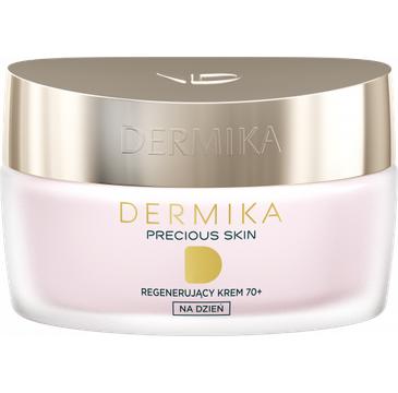 Dermika Precious Skin 70+ regenerujący krem na dzień SPF20 (50 ml)