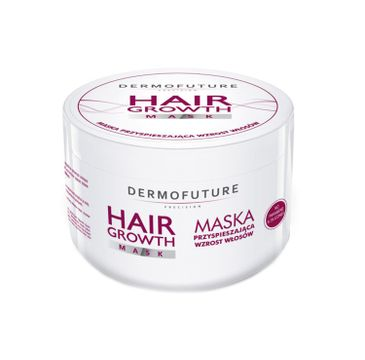 Dermofuture Precision Hair Growth maska przyspieszająca wzrost włosów 300 ml