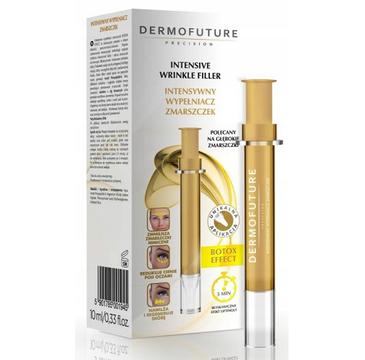 Dermofuture Precision intensywny wypełniacz zmarszczek do cery dojrzałej efekt botoksu (10 ml)