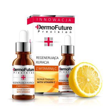 Dermofuture Precision kuracja do ciała z witaminą C regenerująca 20 ml