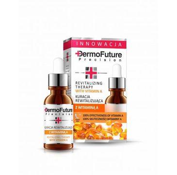 Dermofuture Precision kuracja rewitalizująca do cery dojrzałej z witaminą A odmładzająca 20 ml