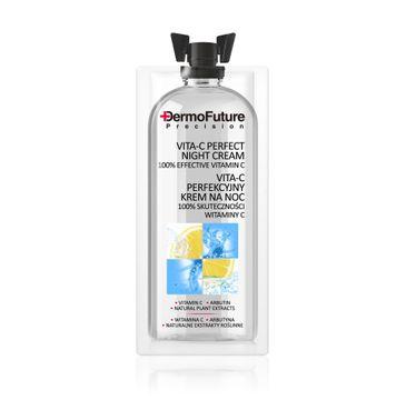 Dermofuture Precision Vita-C Perfekcyjny krem na noc 12 ml