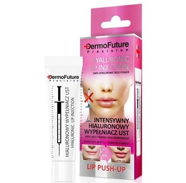 Dermofuture Precision wypełniacz ust hialuronowy Lip Push Up 12 ml
