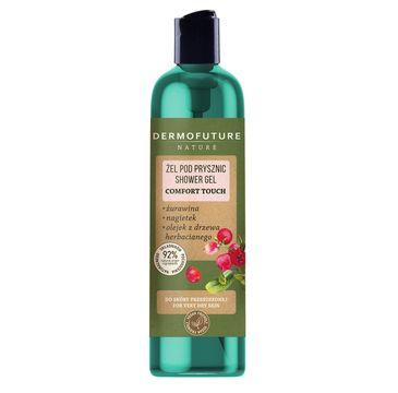 Dermofuture – Żel Pod Prysznic Comfort Touch (300 ml)
