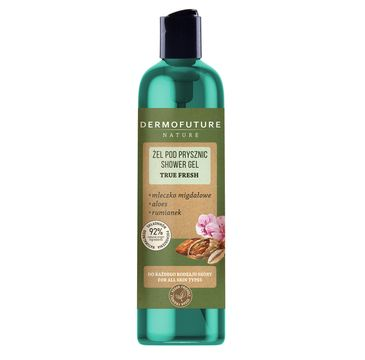 Dermofuture – Żel Pod Prysznic True Fresh (300 ml)