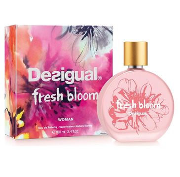Desigual Fresh Bloom Woman woda toaletowa spray 100ml