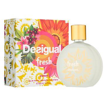 Desigual Fresh Woman woda toaletowa spray 100ml