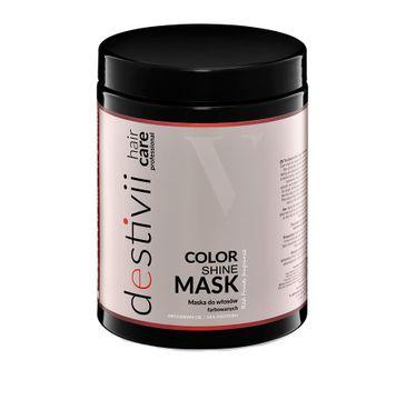 Destivii Color Shine Mask maska do włosów farbowanych (1000 ml)