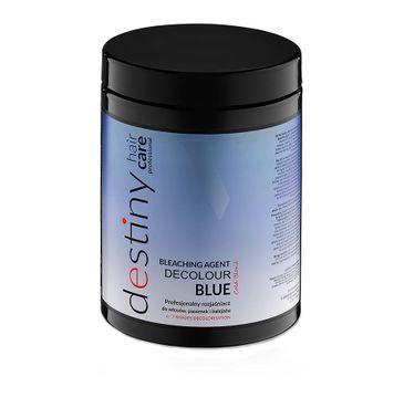 Destivii Destiny Decolour Blue profesjonalny rozjaśniacz do włosów pasemek i balejażu (500 g)