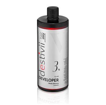Destivii Hair Oxy Classic Developer woda utleniona w kremie 3% (1000 ml)