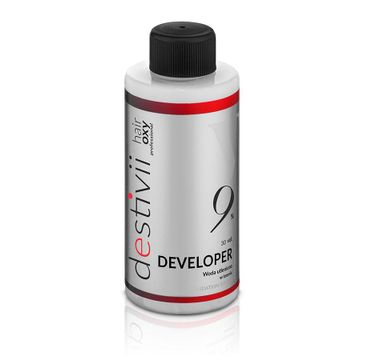 Destivii Hair Oxy Classic Developer woda utleniona w kremie 9% (130 ml)