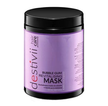 Destivii Revitalising Mask rewitalizująca maska do włosów Bubble Gum (1000 ml)