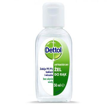 Dettol – Antybakteryjny żel do rąk (50 ml)