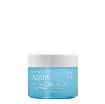 Dewytree Aqua Collagen Pepide Multi Cream krem do twarzy z peptydami (50 ml)