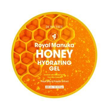Dewytree Royal Manuka Honey Hydrating Gel miodowy żel nawilżający (300 ml)