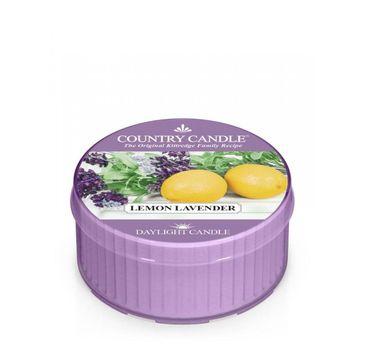Country Candle – Daylight świeczka zapachowa Lemon Lavender (35 g)
