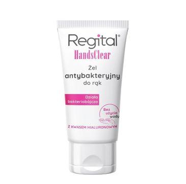 Regital – żel antybakteryjny (50ml)