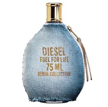 Diesel Fuel For Life Denim Femme woda toaletowa spray 75ml