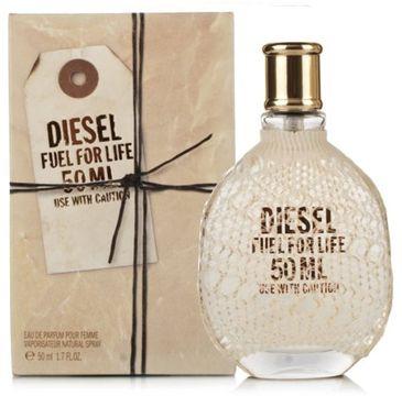Diesel Fuel For Life Femme woda perfumowana spray (50 ml)