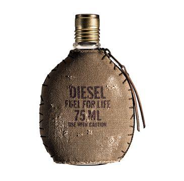 Diesel Fuel For Life Homme woda toaletowa spray 75ml