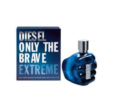 Diesel Only The Brave Extreme Pour Homme woda toaletowa spray 75ml