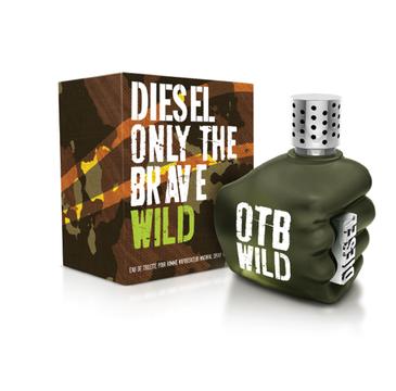 Diesel Only The Brave Wild for Man woda toaletowa spray 125ml
