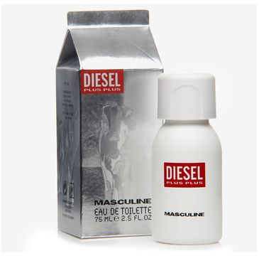 Diesel Plus Plus Masculine woda toaletowa spray (75 ml)