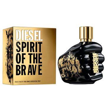 Diesel Spirit Of The Brave Pour Homme woda toaletowa spray (75 ml)