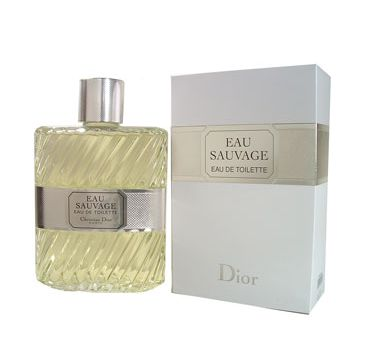Dior Eau Sauvage woda toaletowa spray 200ml