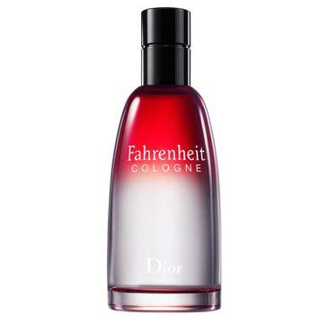 Dior Fahrenheit woda kolońska spray 75ml