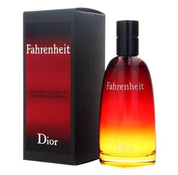 Dior Fahrenheit woda toaletowa męska 100 ml