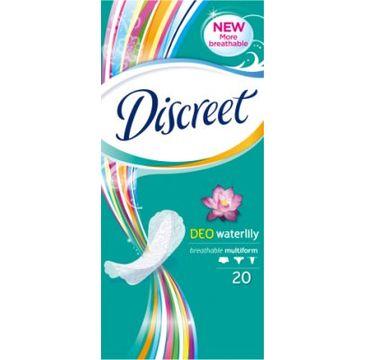 Discreet Wkładki higieniczne deo waterlily (20 szt.)