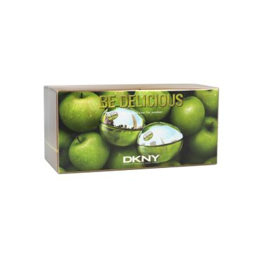 DKNY Be Delicious Woman woda perfumowana dla kobiet 30 ml x 2