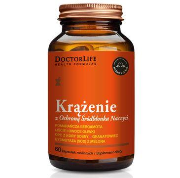 Doctor Life Krążenie z ochroną śródbłonka naczyń suplement diety (60 kapsułek)