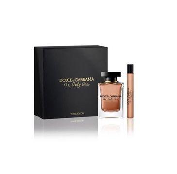Dolce & Gabbana – The Only One zestaw woda perfumowana spray 100ml + miniatura wody perfumowanej 10ml (1 szt.)