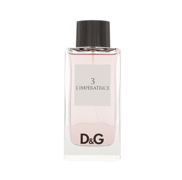 Dolce&Gabbana 3 l'Imperatrice woda toaletowa spray 100ml