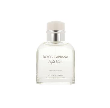 Dolce&Gabbana Light Blue Discover Vulcano Pour Homme Woda toaletowa spray 75ml