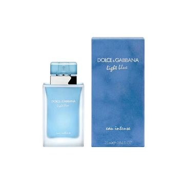 Dolce&Gabbana Light Blue Eau Intense woda perfumowana spray 25ml