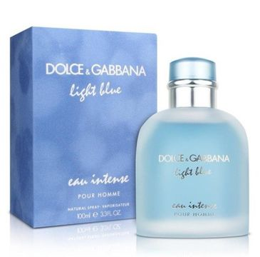 Dolce&Gabbana Light Blue Intense Pour Homme woda perfumowana spray 100ml
