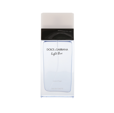 Dolce&Gabbana Light Blue Love In Capri Woman woda toaletowa spray 50ml