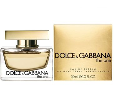 Dolce&Gabbana The One Woman woda perfumowana spray 30ml