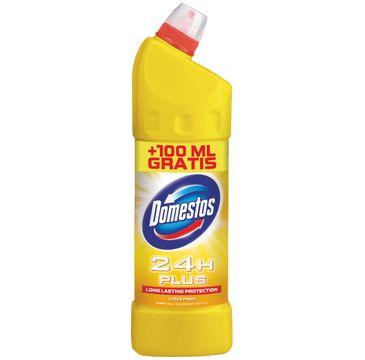 Domestos Citrus Fresh Płyn WC czyszcząco dezynfekujący 650 ml + 100 ml