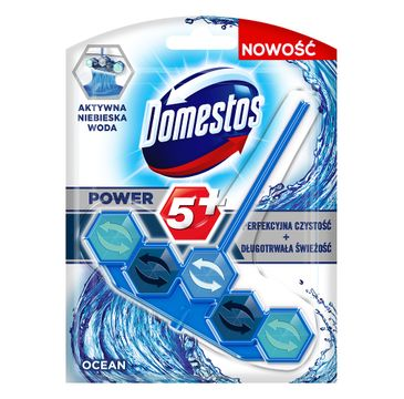 Domestos Power 5+ Ocean kostka toaletowa 55g