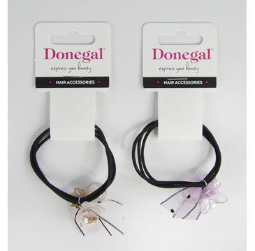 Donegal gumka do włosów FA-5653 mix kolorów (1 szt.)