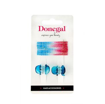 Donegal Ozdoby do włosów - wsuwki+klamerki FA-5665 (1 op.)