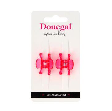 Donegal klamry do włosów FA-5666 (2 szt.)