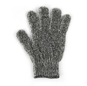 Donegal Rękawica do masażu z węglem aktywnym 6049