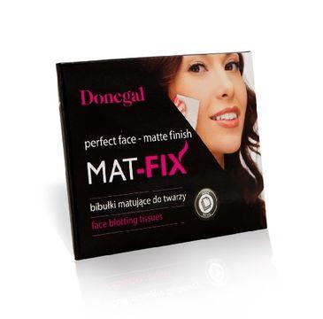 Donegal bibułki matujące do twarzy Mat-Fix (4496) 1 op. - 50 szt.