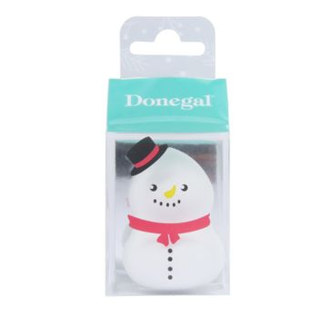 Donegal – Gąbka do makijażu winter Blending Sponge Bałwanek (1 szt.)